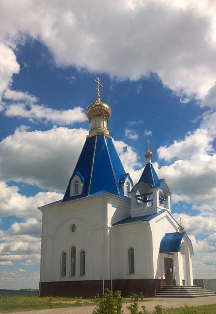 Cтроительство Храма на мемориальном комплексе